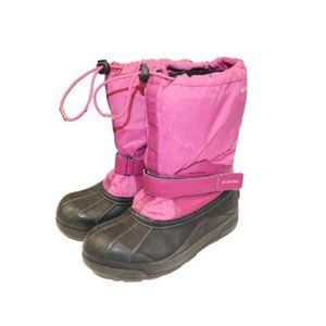 Columbia Girls Powderbug Forty X Winter Boot Pink